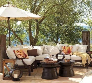 Nadstreški in vrtno pohištvo