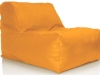 faux_leather_bean_bag_lazy_orange